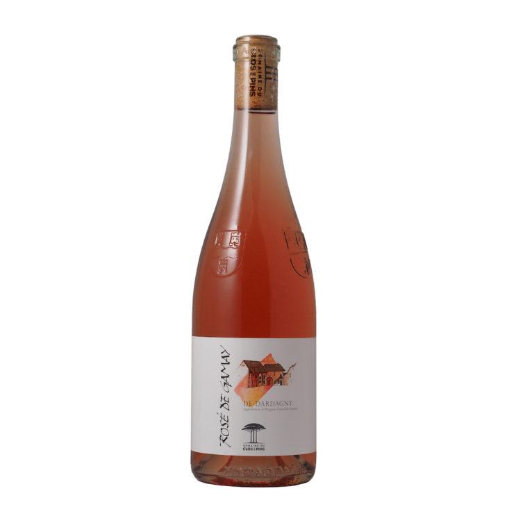 Rosé de Gamay 70cl Clos des Pins Dardagny